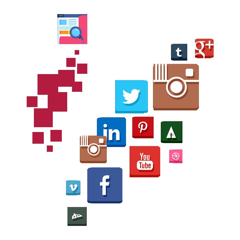 Social Media SEO Marketing